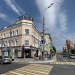 Отель метро Добрынинская в центре Москвы